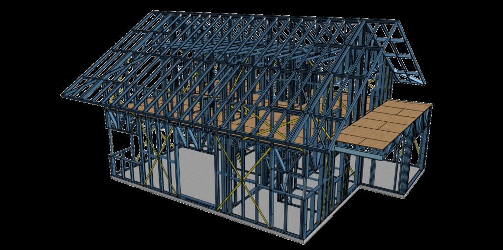 Oceľová konštrukcia alebo drevená?