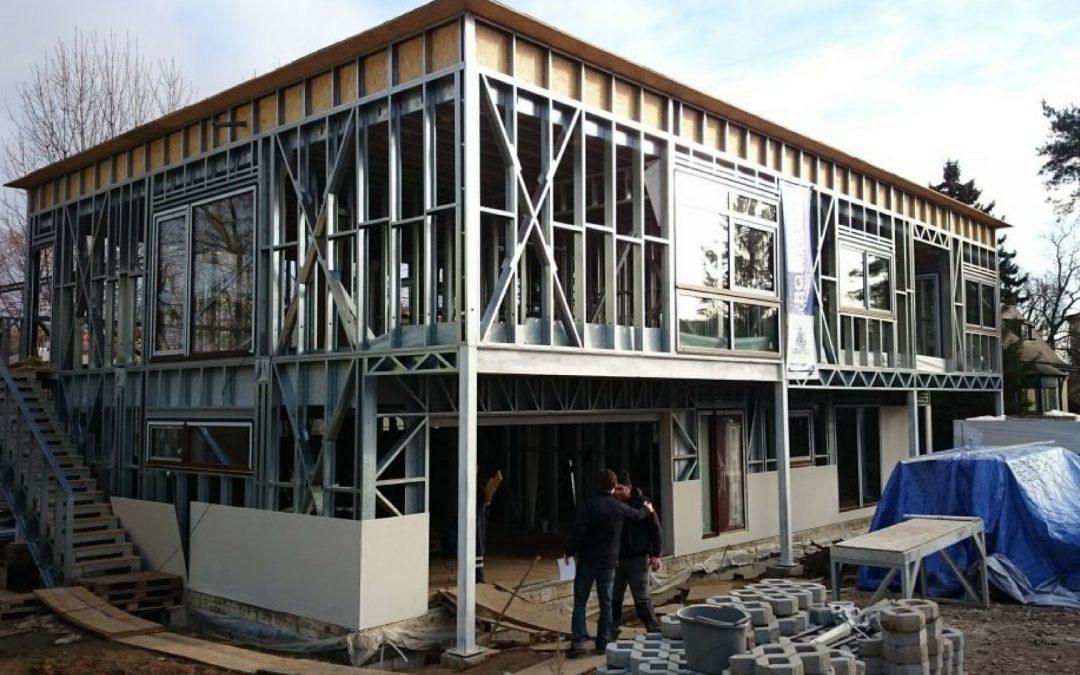 Prečo sa rozhodnúť pre dom z oceľovej konštrukcie?